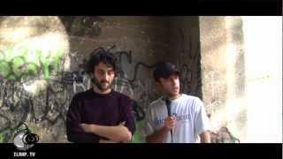 Rancore & D.J. Myke - Silenzio - intervista per ILRAP.TV |www.lacasadelrap.com|