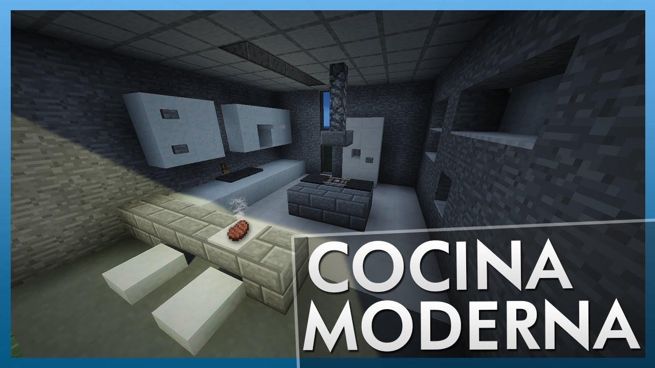 Lujoso Ideas De Cocina Minecraft Colección - Ideas de Decoración de ...