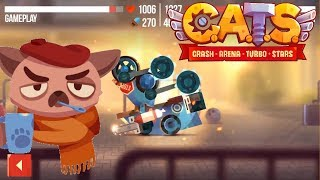 CATS: Crash Arena Turbo Stars - 14 WIN STREAK