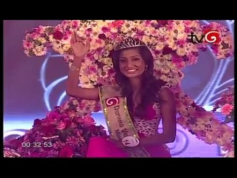 Derana Miss Sri Lanka 2014 Grand Finale