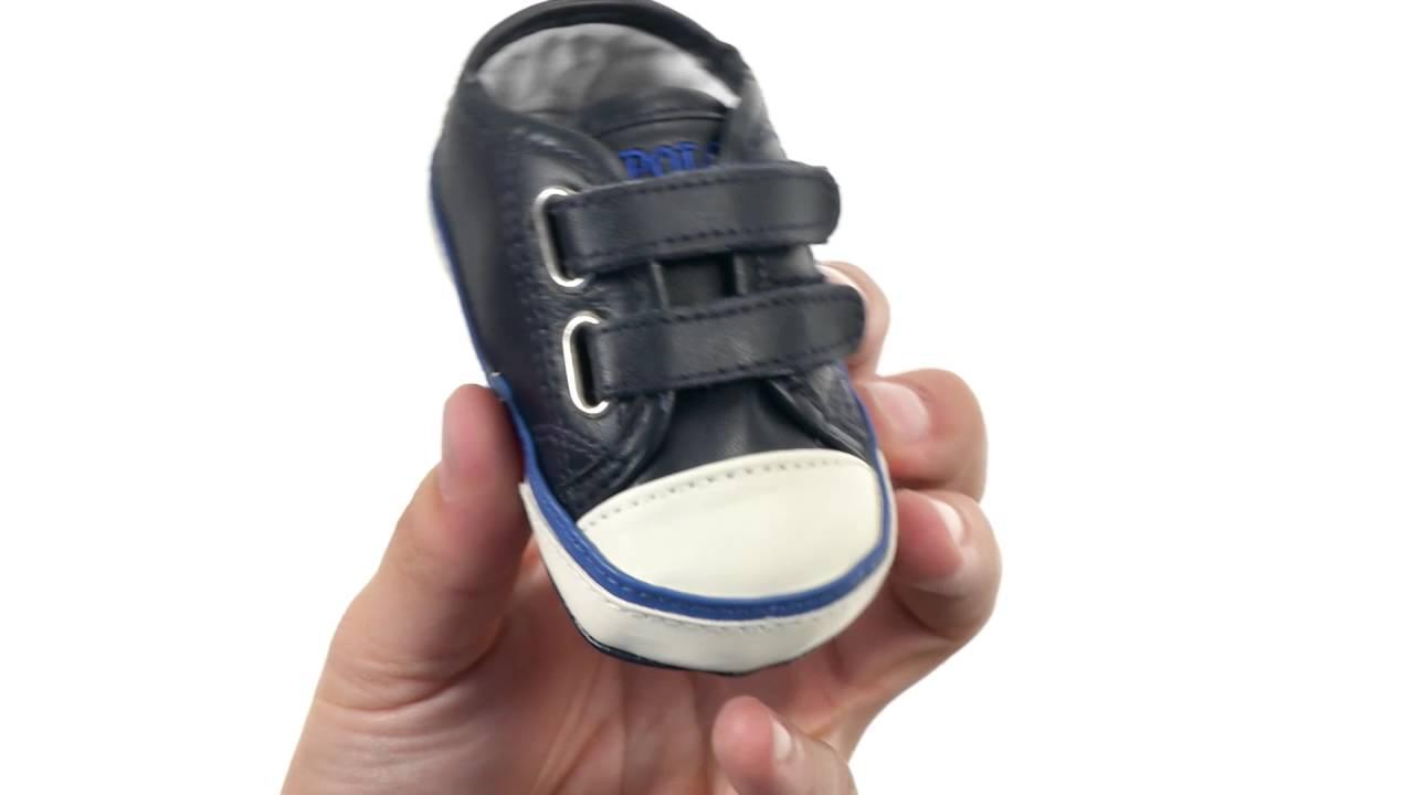 Polo Ralph Lauren Kids Daymond EZ (Infant Toddler) SKU 8836887 - YouTube 2a0910dcdbc7
