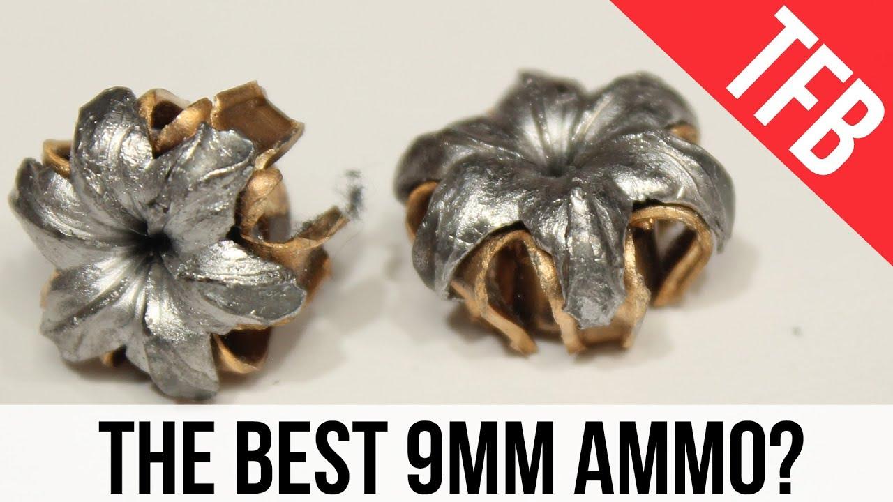 Best 9mm Ammo? Federal 9mm +P 124gr HST Gel Test