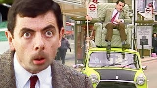 Let's Drive Bean! (Try Not to Laugh) | Funny Clips | Mr Bean Official Video