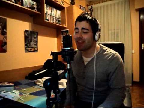 Un Angel Como El Sol Tu Eres - Eros Ramazzotti (Cover by David Varas) Version Corta Videos De Viajes