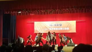漢華中學 《高中爵士舞》《2016 一人一藝術學習成果分享會