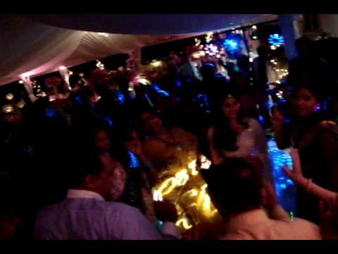Wedding Reception in Miami ft. Dhol Beat International!