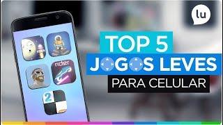 5 joguinhos leves para o seu smartphone - Canal da Lu - Magazine Luiza