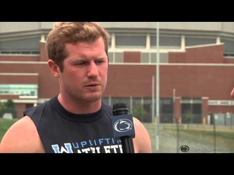 Penn State Football Summer Interview - Mat...