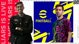 🛑LIVE REACTION🛑  eFootball Official Reveal Trailer