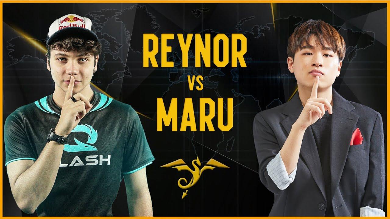 Download StarCraft 2 - REYNOR vs MARU - IEM Katowice 2021 | Ro4