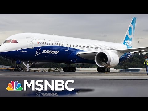 Boeing, Iran Ink $17 Billion Plane Deal | MSNBC