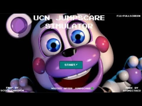FNaF Ultimate Custom Night Jumpscare Simulator