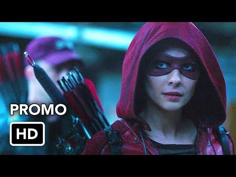 Arrow 6x16 Promo