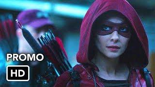 Arrow 6x16 Promo The Thanatos Guild HD Season 6 Episode 16 Promo