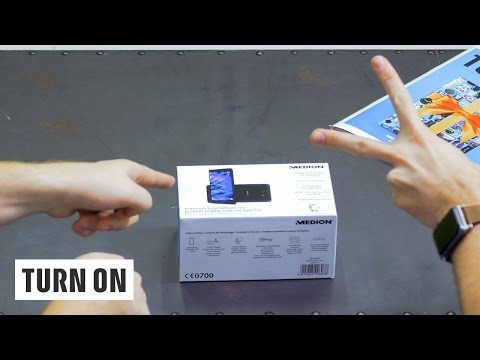 Mittelklasse Made in Germany - Medion Life X5520 - TURN ON Unboxing