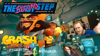 The First Step - Crash Bandicoot 4: It's About Time Rematch