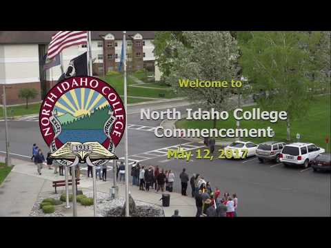 North Idaho College - Commencement 2017