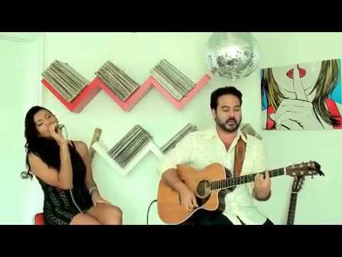 Jammin' with my acoustic duo!