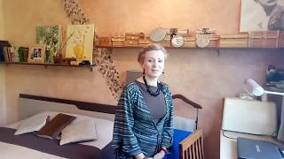 видео Обустройство швейного рабочего места в квартире - уголок