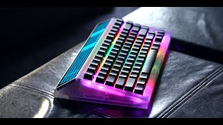 The RGB KING has RISEN - Cyberboard CE Review