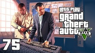 GTA V Lets Play - Part 75 - Setting Up the Big Score (GTA V Walkthrough)