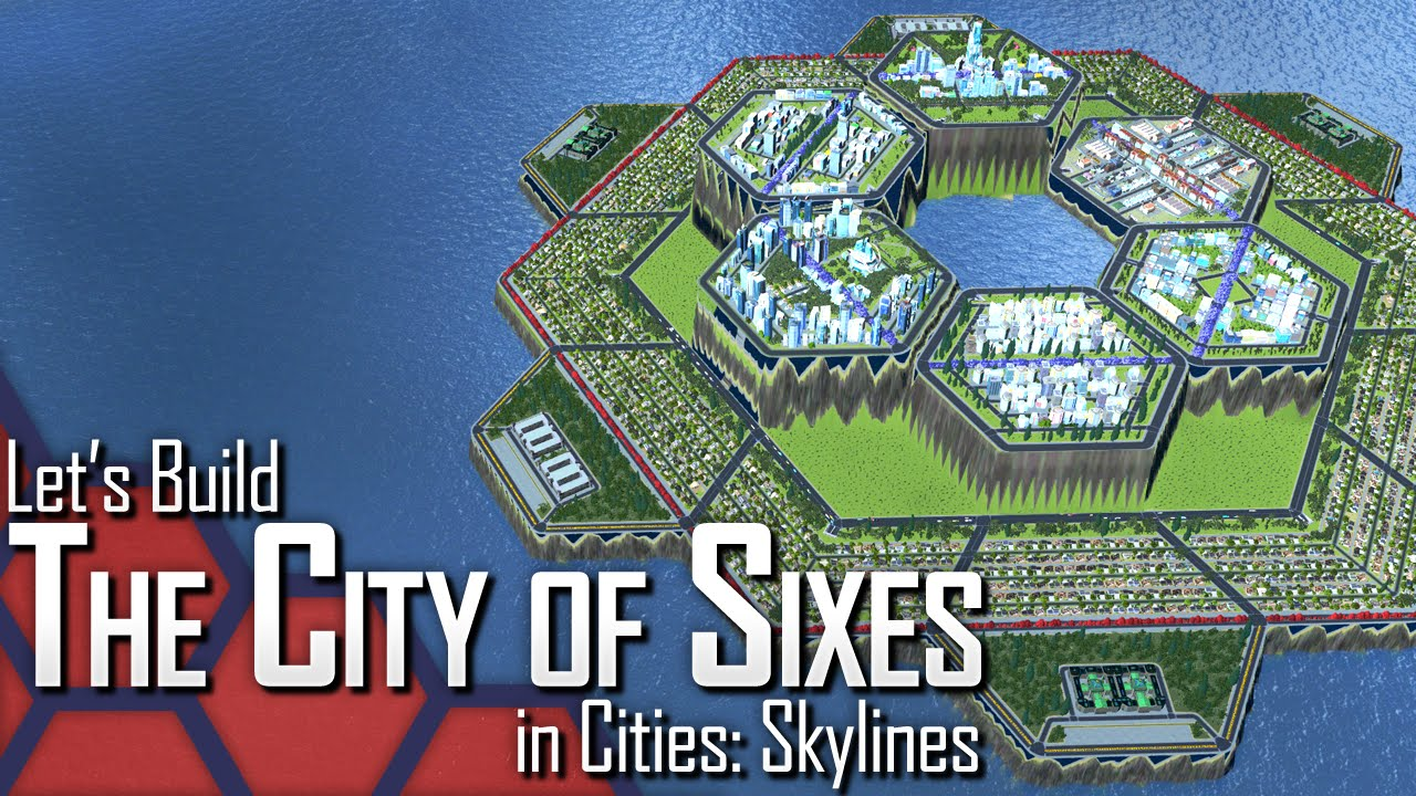 Cities Skylines Lets Build