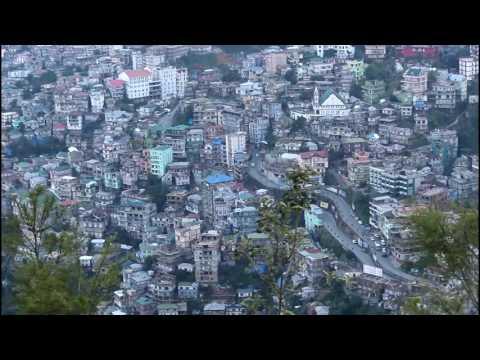 Nostalgic Aizawl city [Mizoram]