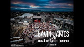 Baixar Gavin James - Always - Live at King John Castle Limerick 2018