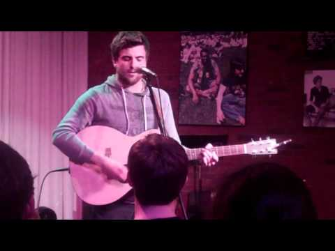 Stonehearted Man - Anthony Green (Live)