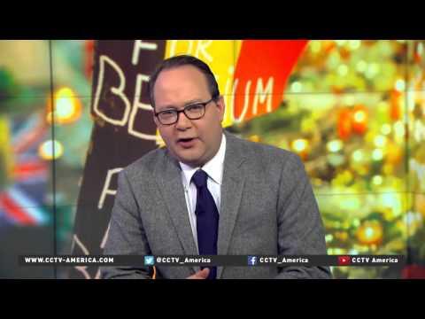 International Affairs expert Serge Stroobants on socio-economic factors