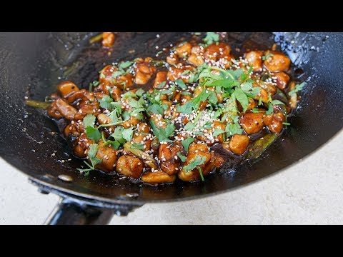 Quick Recipe For Chicken Stir Fry | SAM THE COOKING GUY