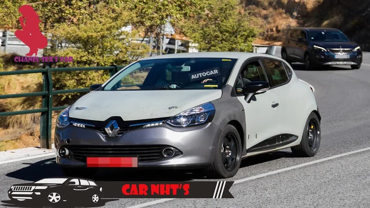 2019 renault clio to be electrified and feature level two autonomy youtube. Black Bedroom Furniture Sets. Home Design Ideas