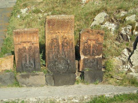 Il CAUCASO - L'ARMENIA