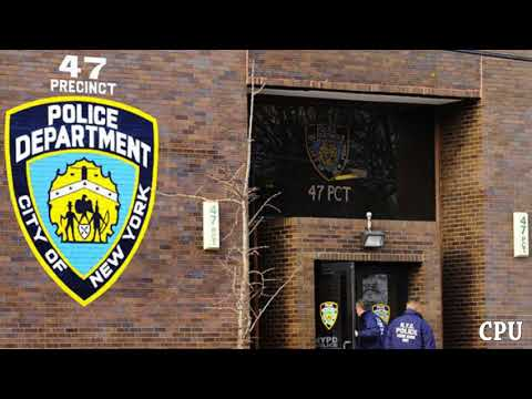 47 Pct. - NYPD Involved Shooting In The Bronx