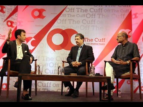 Off The Cuff with Ruchir Sharma
