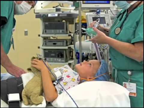 Mission Children's Hospital Inpatient Surgery Tour - YouTube