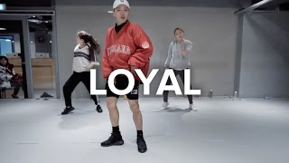 Loyal - Chris Brown ft. Lil Wayne, Tyga / Junsun Yoo Choreography