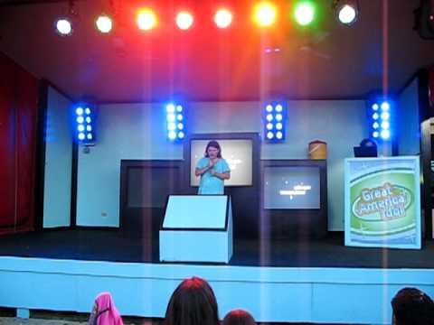 Taylor Karaoke Six Flags