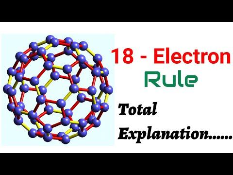 18 - electron Rule / Basic Organometallic Chemistry / Coordination compounds