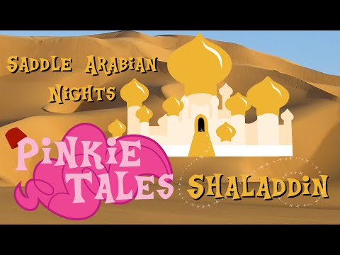 Pinkie Tales: Saddle Arabian Nights Shaladdin