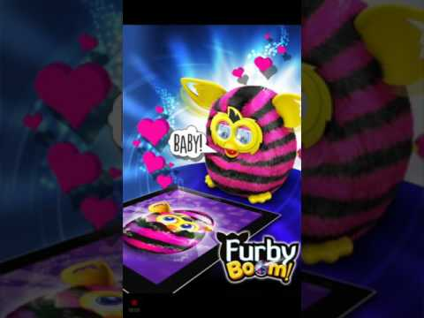 Ферби Бум - приложение. Игра Furby boom