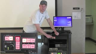 Entertainment Center Instructional Video