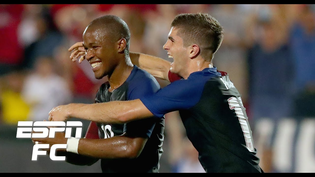 Darlington Nagbe & the USMNT: Why the Crew star will be watching ...