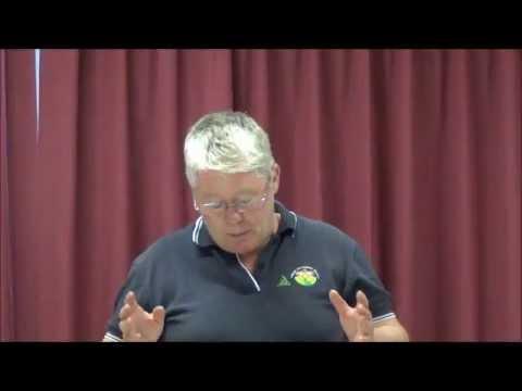 Giz Watson MLC addressing West Australia Forest Alliance meet the candidates meeting.wmv