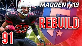 A New Playoff Contender Emerges   Madden 19 Franchise Rebuild - Ep.91