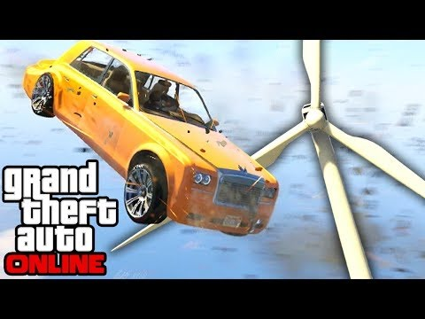 Gta 5 Online - The Turbines!