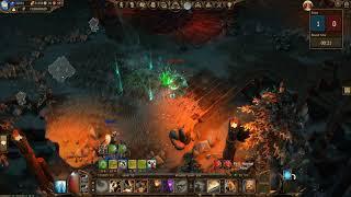 Drakensang online: Prototype vs Anaideia - Most intense fight