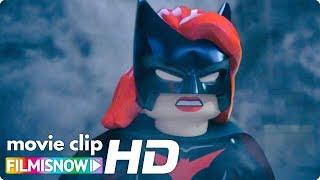 "LEGO DC: BATMAN - FAMILY MATTERS (2019) | ""It's A Trap"" New Clip"