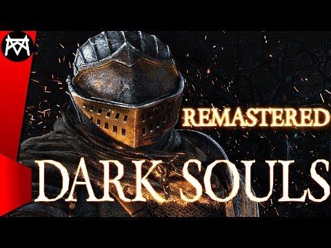Dark Souls Remastered 💀Очередной изи босс Стальной голем / Iron Golem, Рикард.Анор Лондо)