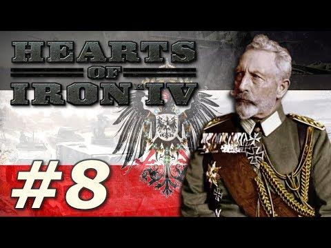 Hearts of Iron IV: Kaiserreich   German Empire - Part 8